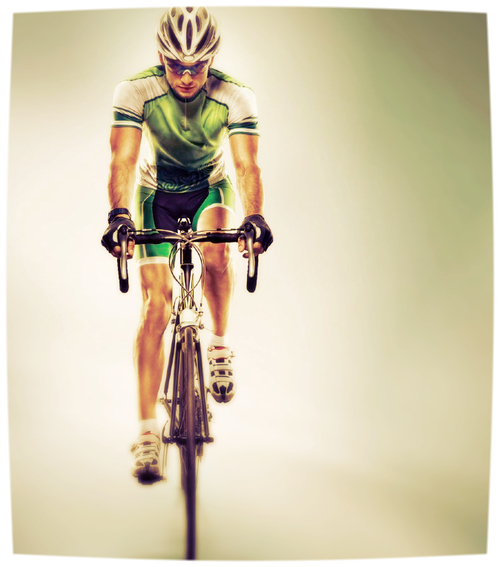 Read About Knee Pain - Runners Knee and Cyclists Knee