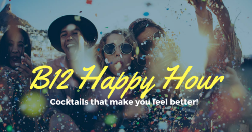 Read: B12 Happy Hour Near You (Your Guilt-Free Cocktail)