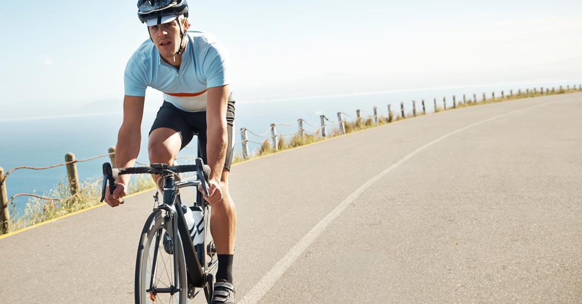 Riding when your bike isn't fit to your body, especially over long distances, can place undue stress on your joints and cause severe pain.