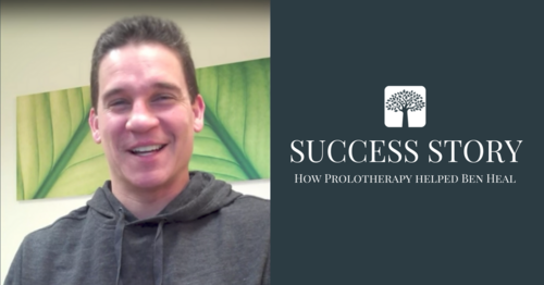 Prolotherapy Success Story